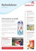 Variation i hverdagen - Arla Foodservice - Page 2