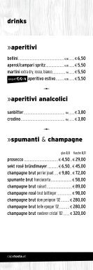 Drinks Lounge (PDF-Format) - CapaTosta - Page 2