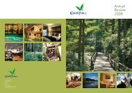 Annual Review 2008 - Center Parcs