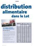 alimentaire dans le Lot alimentaire dans le Lot - Lot-cci-magazine.fr - Page 5
