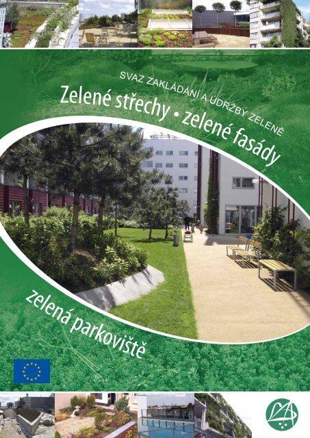 Zelené - Svaz zakládání a údržby zeleně