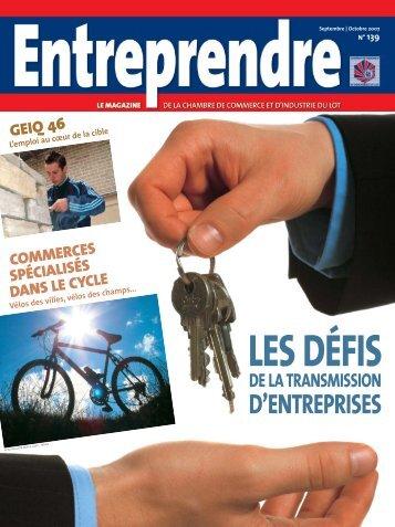 D'ENTREPRISES - Lot-cci-magazine.fr