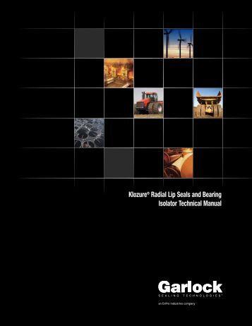 Garlock Klozure - Seals Unlimited