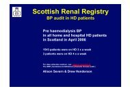Download - The Scottish Renal Registry