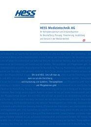 4A - HESS Medizintechnik AG