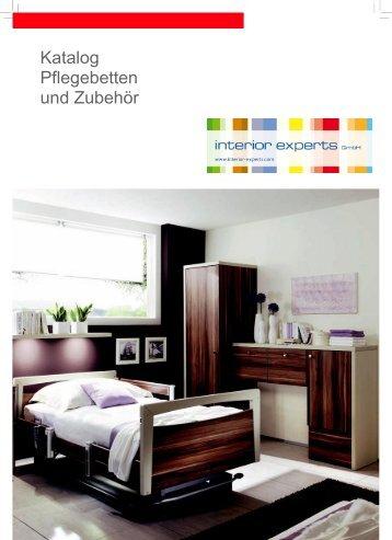 Pflegebetten for Nobilia zubehor katalog