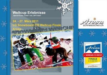 Weltcup Erlebnisse - Snowboard-Weltcup.ch