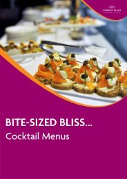 Click here to download our Cocktail Menus - The Rosebank