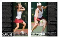 Senior Day Program - Vassar College Athletics