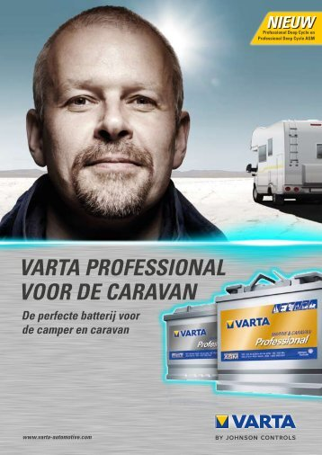 Folder Caravan NL