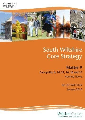 SWCS Matter 9 Wiltshire Council Position Statement.pdf 177kb