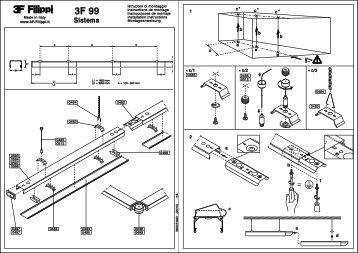 IMI0073000 FG.ISTRUZIONI 3F99 SISTEMA 06-10 ... - 3F Filippi S.p.A.
