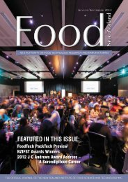 Download - NZIFST - The New Zealand Institute of Food Science ...