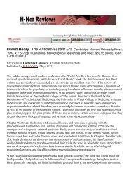 6 - Dr. David Healy