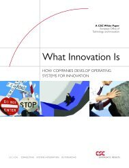 How Companies Develop Operating Systems for Innovation