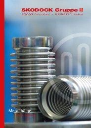 Broschüre Metallbälge (PDF, 407 KB) - Skodock