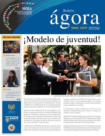 agora3 - Universidad EAFIT
