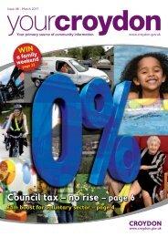 Your Croydon - March 2011 - Croydon Council