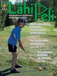 Lähipelilehti 1 / 2012