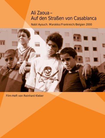 Ali Zaoua – Auf den Straßen von Casablanca - Cinemagic