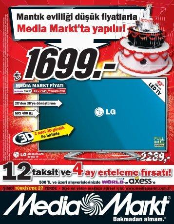 Bakmadan almam. - Media Markt