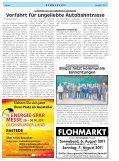 rasteder rundschau, Ausgabe August 2011 - Page 6