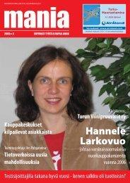 Lataa tästä PDF - Manialehti.fi