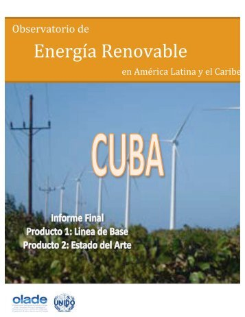 Energía Renovable - Observatory for Renewable Energy in Latin ...