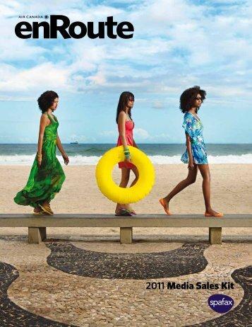 2011 Media Sales Kit