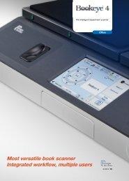 The intelligent department scanner - DAS