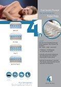 Schlafen (Matratzen, Kissen, Ober- und Unterbett, Lattenrost) - Seite 7