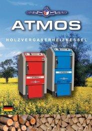 Datenblatt Holzvergaserheizkessel (pdf, 2,4 MB) - Innotec Energies