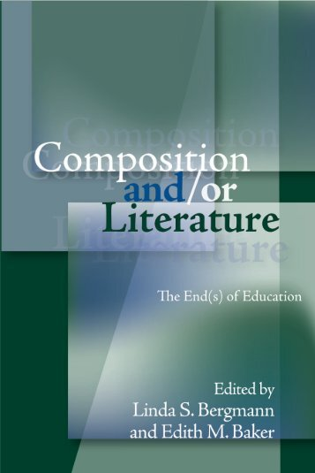 Sample Chapter - National Council of Teachers of English