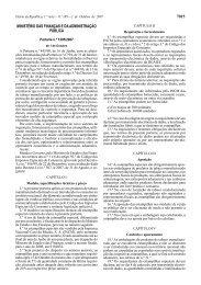 Portaria n.º 1295/2007 - Diário da República Electrónico