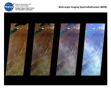 MISR - NASA's Earth Observing System