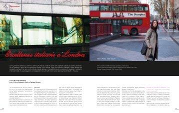 Eccellenze italiane a Londra-1 - Edizioni Rendi srl