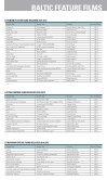 2012 Facts & FIGUREs - Nacionālais Kino centrs - Page 3