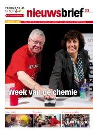 Week van de chemie - Technopolis
