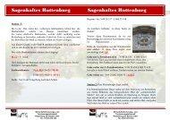 Sagenhaftes Rottenburg Sagenhaftes Rottenburg - WTG Rottenburg ...