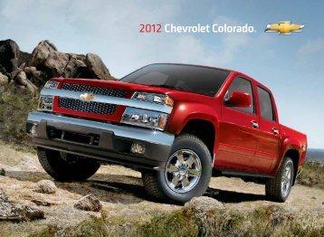2012 Chevrolet Colorado® - Chevrolet México