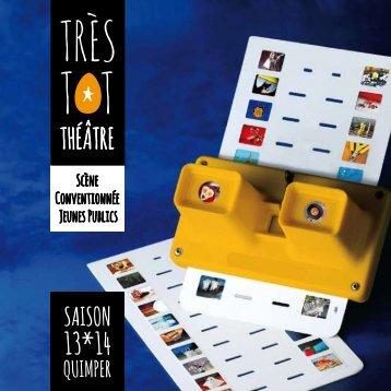 Programme Saison (PDF) - Très Tôt Théâtre