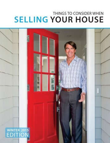 SellingYourHouseWinter2015