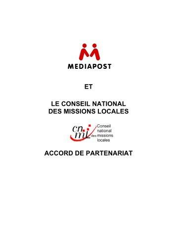 le président directeur général de Médiapost - Emploi.gouv.fr