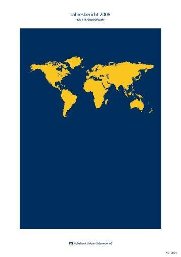 Geschäftsbericht 2008 (PDF/8 MB) - Volksbank Uelzen-Salzwedel eG