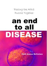 An End to All Disease - Heal South Africa