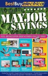 SAVINGS - Best Buy Electrical