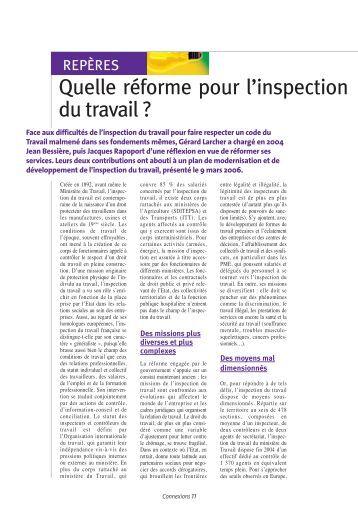 R pertoire des sections d 39 inspection du travail d 39 ile de france - Inspection du travail bourges ...