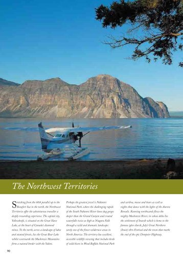 The Northwest Territories - Audley Travel