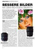 SLR-OBJEKTIVE VON SIGMA: - SIGMA Deutschland GmbH - Seite 4