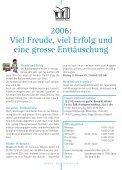 Vereinsinformationen Februar 2007 - Page 6